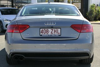 2014 Audi A5 8T MY15 (N5) Multitronic Monsoon Grey 8 Speed Constant Variable Coupe