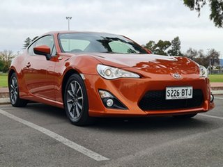 2014 Toyota 86 ZN6 GT Orange 6 Speed Manual Coupe.