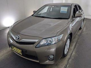 2010 Toyota Camry AHV40R MY10 Hybrid Grey 1 Speed Constant Variable Sedan Hybrid.