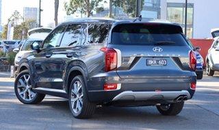 2021 Hyundai Palisade LX2.V1 MY21 Highlander (8 Seat) Steel Graphite 8 Speed Automatic Wagon.