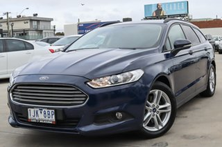 2017 Ford Mondeo MD 2017.00MY Ambiente Blue 6 Speed Sports Automatic Dual Clutch Wagon.