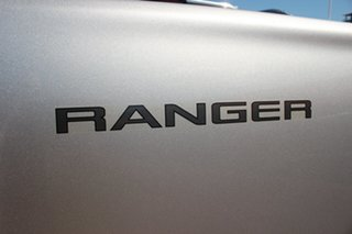 2017 Ford Ranger PX MkII 2018.00MY XL Silver 6 Speed Sports Automatic Utility