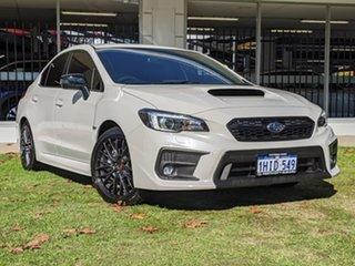 2020 Subaru WRX V1 MY20 Club Spec Lineartronic AWD White 8 Speed Constant Variable Sedan.
