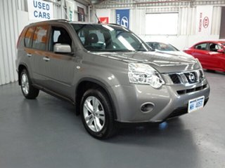 2013 Nissan X-Trail T31 Series V ST 2WD Grey 1 Speed Constant Variable Wagon.