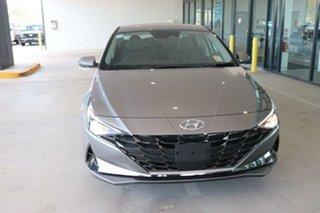 2021 Hyundai i30 CN7.V1 MY21 Active Fluid Metal 6 Speed Sports Automatic Sedan.