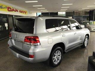 2021 Toyota Landcruiser VDJ200R LC200 VX (4x4) Silver 6 Speed Automatic Wagon