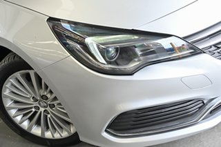 2017 Holden Astra BK MY17 R+ Silver 6 Speed Sports Automatic Hatchback.