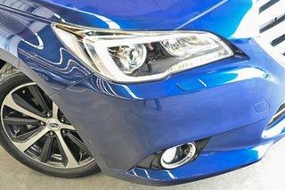 2017 Subaru Liberty B6 MY17 2.5i CVT AWD Premium Blue 6 Speed Constant Variable Sedan.
