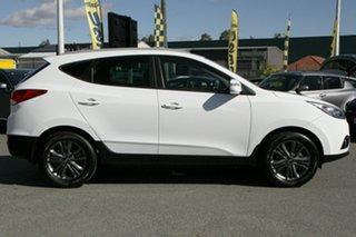 2015 Hyundai ix35 LM3 MY15 SE Pure White 6 Speed Sports Automatic Wagon