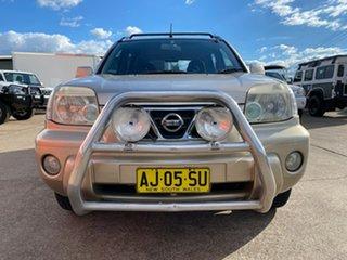 2003 Nissan X-Trail T30 TI Beige 4 Speed Automatic Wagon.