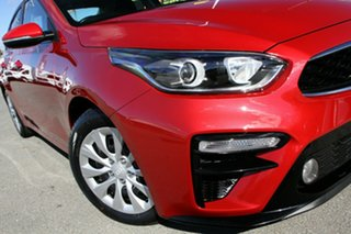 2019 Kia Cerato BD MY19 SI Runway Red 6 Speed Sports Automatic Sedan.