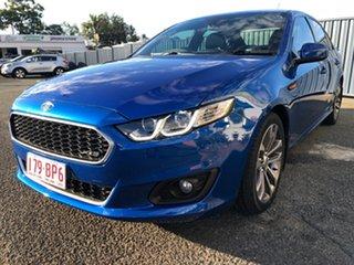 2014 Ford Falcon FG X XR6 Blue 6 Speed Sports Automatic Sedan