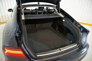 2015 Audi A7 4G MY16 S Line Sportback S Tronic Quattro Blue 7 Speed Sports Automatic Dual Clutch