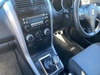 2007 Suzuki Grand Vitara JT (4x4) Black 5 Speed Manual Wagon