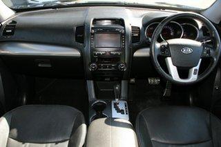 2012 Kia Sorento XM MY12 SLi Ebony 6 Speed Sports Automatic Wagon
