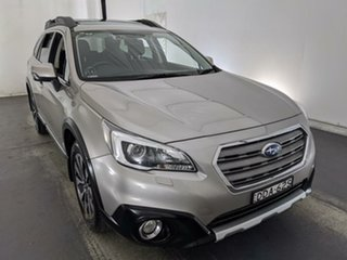 2015 Subaru Outback B6A MY15 3.6R CVT AWD Silver 6 Speed Constant Variable Wagon.