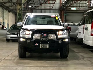 2014 Great Wall V200 K2 MY14 White 6 Speed Manual Utility.