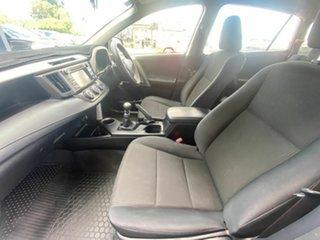 2014 Toyota RAV4 GX Silver 6 Speed 6 SP Manual + Double O/D Wagon