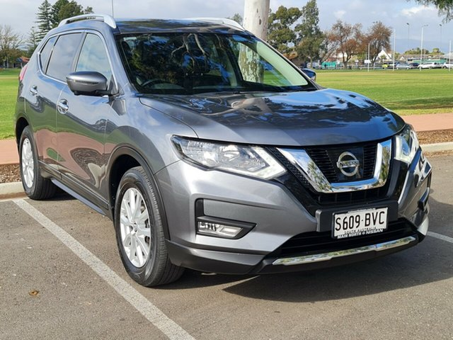 Used Nissan X-Trail T32 Series II ST-L X-tronic 4WD Nailsworth, 2017 Nissan X-Trail T32 Series II ST-L X-tronic 4WD Grey 7 Speed Constant Variable Wagon