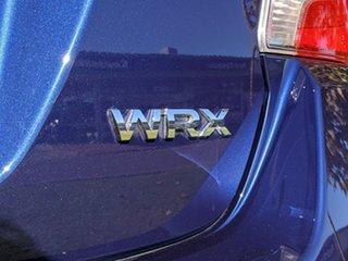 2020 Subaru WRX V1 MY20 Premium Lineartronic AWD Blue 8 Speed Constant Variable Sedan.