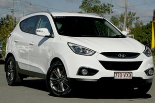 2015 Hyundai ix35 LM3 MY15 SE Pure White 6 Speed Sports Automatic Wagon.