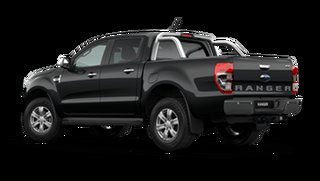 2021 Ford Ranger PX MkIII XLT Double Cab Shadow Black 6 Speed Automatic Pick Up
