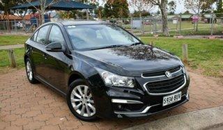 2015 Holden Cruze JH Series II MY15 SRi Black 6 Speed Sports Automatic Sedan.