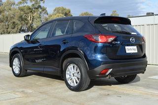 2014 Mazda CX-5 KE1071 MY14 Maxx SKYACTIV-Drive Sport Deep Crystal Blue 6 Speed Sports Automatic