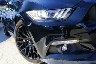 2015 Ford Mustang FM GT Fastback Black 6 Speed Manual Fastback.