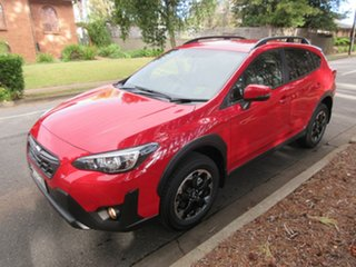 2021 Subaru XV G5X MY21 2.0i Lineartronic AWD Pure Red 7 Speed Constant Variable Wagon