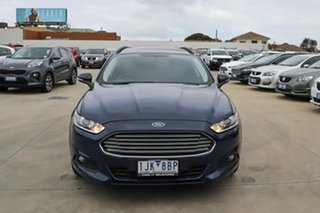 2017 Ford Mondeo MD 2017.00MY Ambiente Blue 6 Speed Sports Automatic Dual Clutch Wagon