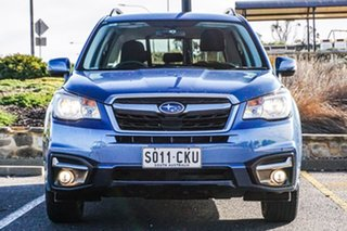 2016 Subaru Forester S4 MY16 2.0D-L CVT AWD Blue 7 Speed Constant Variable Wagon