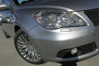 2011 Suzuki Kizashi FR XLS Premium Silver 6 Speed Manual Sedan.