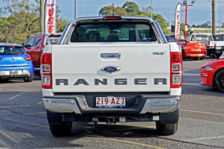 2021 Ford Ranger PX MkIII 2021.25MY XLT White 6 Speed Sports Automatic Double Cab Pick Up