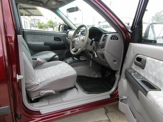 2006 Holden Rodeo RA MY06 LX 4x2 Maroon 4 Speed Automatic Cab Chassis