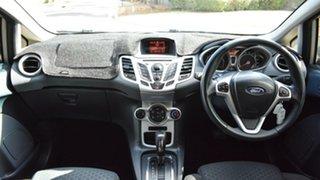 2011 Ford Fiesta WT Zetec PwrShift Silver 6 Speed Sports Automatic Dual Clutch Hatchback.