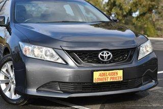 2017 Toyota Aurion GSV50R AT-X Grey 6 Speed Sports Automatic Sedan