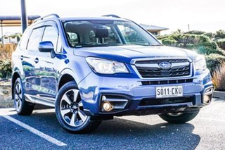 2016 Subaru Forester S4 MY16 2.0D-L CVT AWD Blue 7 Speed Constant Variable Wagon.