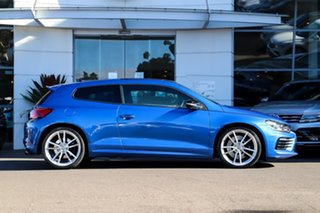 2015 Volkswagen Scirocco 1S MY15 R Coupe DSG Blue 6 Speed Sports Automatic Dual Clutch Hatchback.