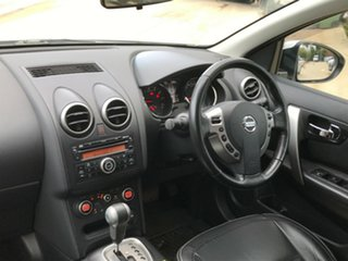 2010 Nissan Dualis J10 MY2009 Ti Hatch X-tronic White 6 Speed Constant Variable Hatchback