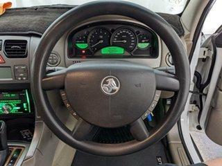 2003 Holden Berlina VY White 4 Speed Automatic Sedan
