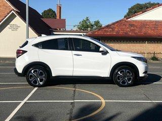 2015 Honda HR-V MY15 VTi-L White 1 Speed Constant Variable Hatchback.