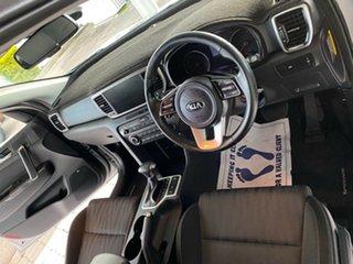 2018 Kia Sportage SI Silver Sports Automatic Wagon