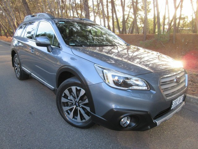 Used Subaru Outback B6A MY15 3.6R CVT AWD Reynella, 2015 Subaru Outback B6A MY15 3.6R CVT AWD Grey 6 Speed Constant Variable Wagon