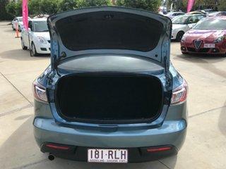 2011 Mazda 3 BL10F2 Neo Activematic Blue 5 Speed Sports Automatic Sedan