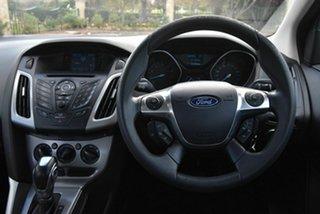 2011 Ford Focus LW Trend PwrShift Red 6 Speed Sports Automatic Dual Clutch Sedan