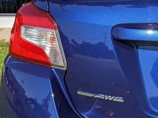 2020 Subaru WRX V1 MY20 Premium Lineartronic AWD Blue 8 Speed Constant Variable Sedan