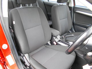 2009 Mitsubishi Lancer CJ MY09 VR Platinum Edition Red 5 Speed Manual Sedan