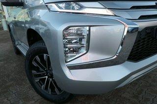2020 Mitsubishi Pajero Sport QF MY20 GLS (4x4) 7 Seat Sterling Silver 8 Speed Automatic Wagon.