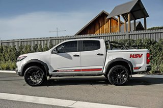 2019 Holden Special Vehicles Colorado RG MY19 SportsCat Pickup Crew Cab RS White 6 Speed